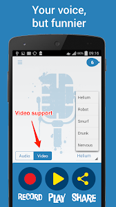Helium Voice Changer + Video v2.9.3
