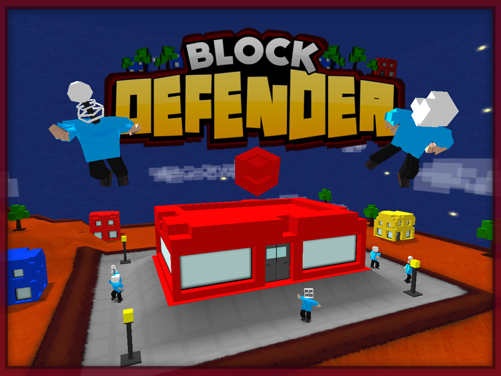 Block Defender: Tower Defense - screenshot