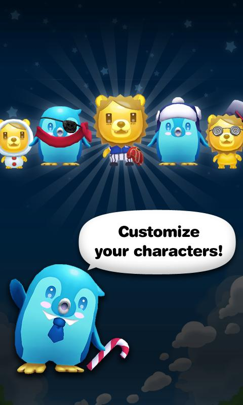 ZooZoo Bubble Premium - screenshot