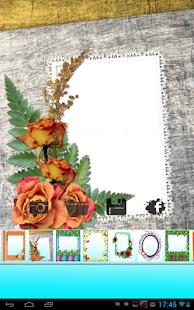 Flowers PhotoFrame