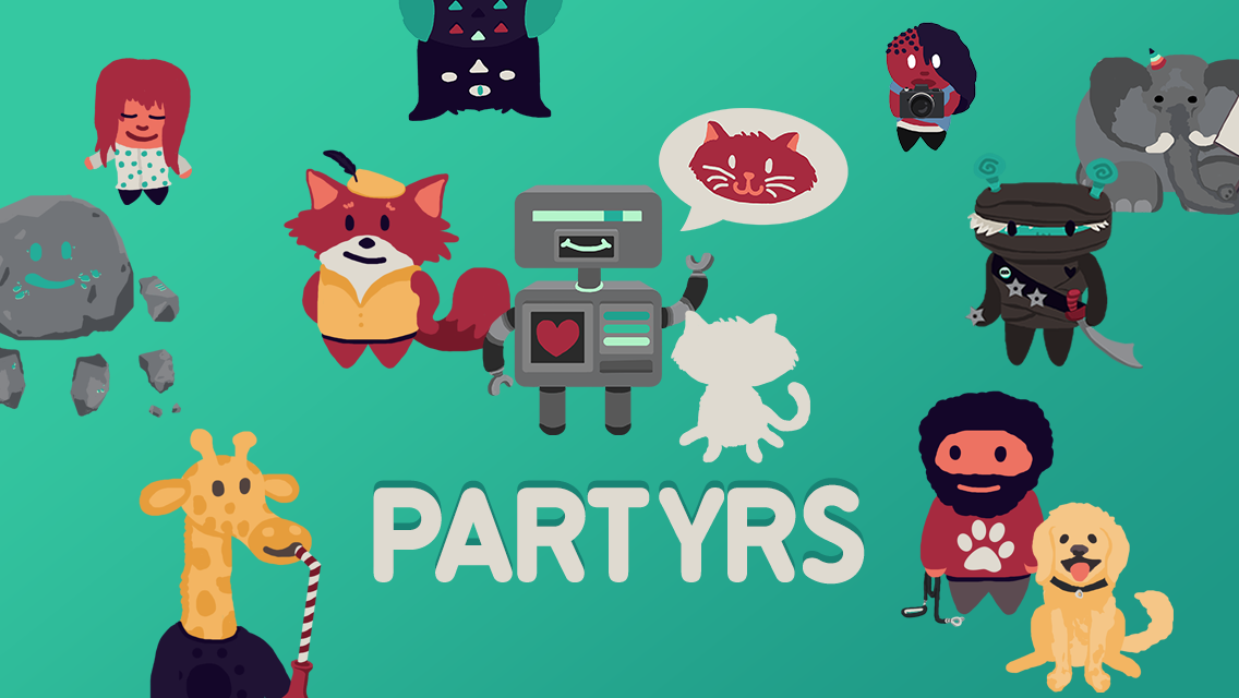 Partyrs- screenshot