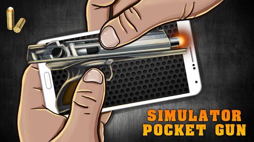 模拟器袖珍枪