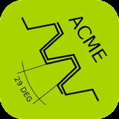 ACME Thread Calculation