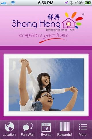SHONG HENG HOME CENTER