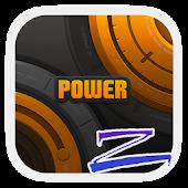 PowerOne Theme-ZERO launcher