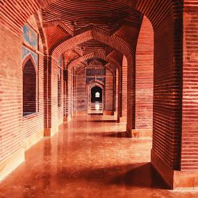 shajahan mosque by Uzair RIaz - Buildings & Architecture Public & Historical ( building, interior, worship,  )