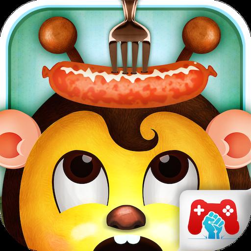 教育のベビーキッチン料理 LOGO-記事Game