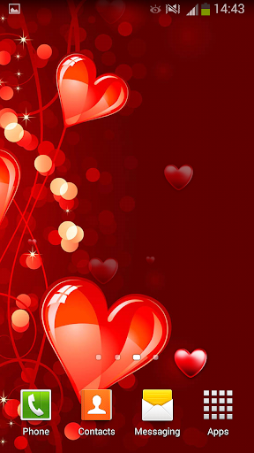 情人节 动态壁纸