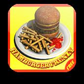 เกมส์ทำอาหาร Hamburger Frenzy