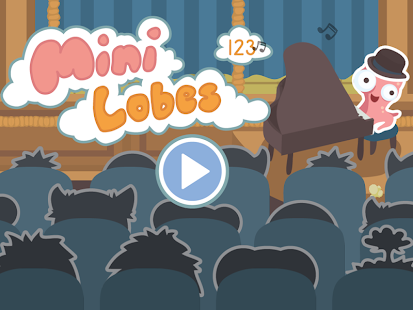 Minilobes - 123 (eng)- screenshot thumbnail