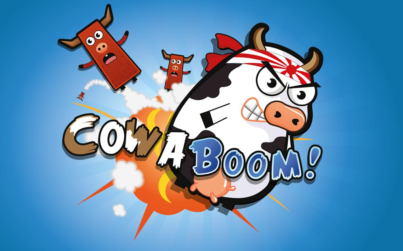 Cowaboom - Launch the cow ! - screenshot