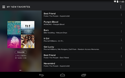Spotify Music Screenshot 14
