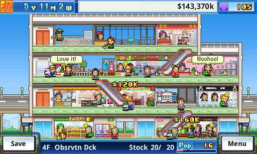 Mega Mall Story v1.0.1