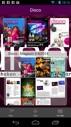 Disco Magazin