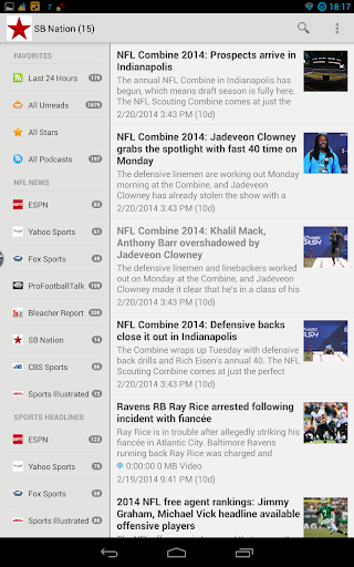 NFL News Videos Podcasts