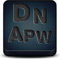 Apw Theme Dark naps blue icon