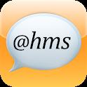 HMS - 검색, 정보, 대화를 한번에!  통합메신저 icon