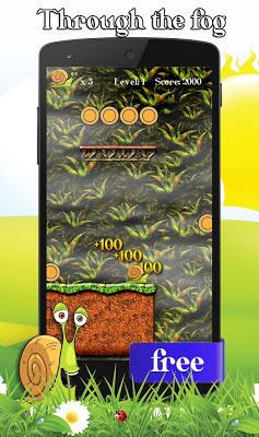 Snail Run - screenshot