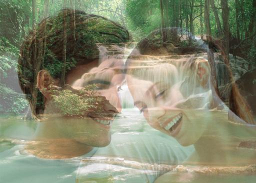 Waterfall Transparent Photo