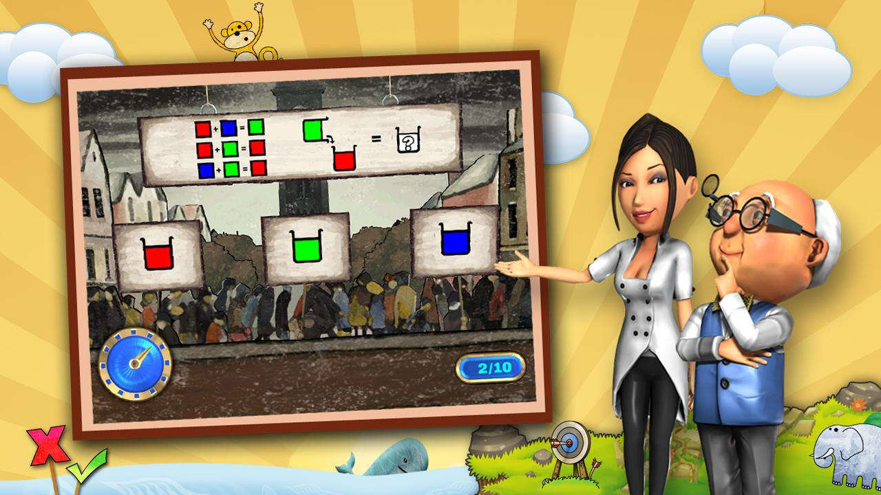 Mensa Academy - screenshot