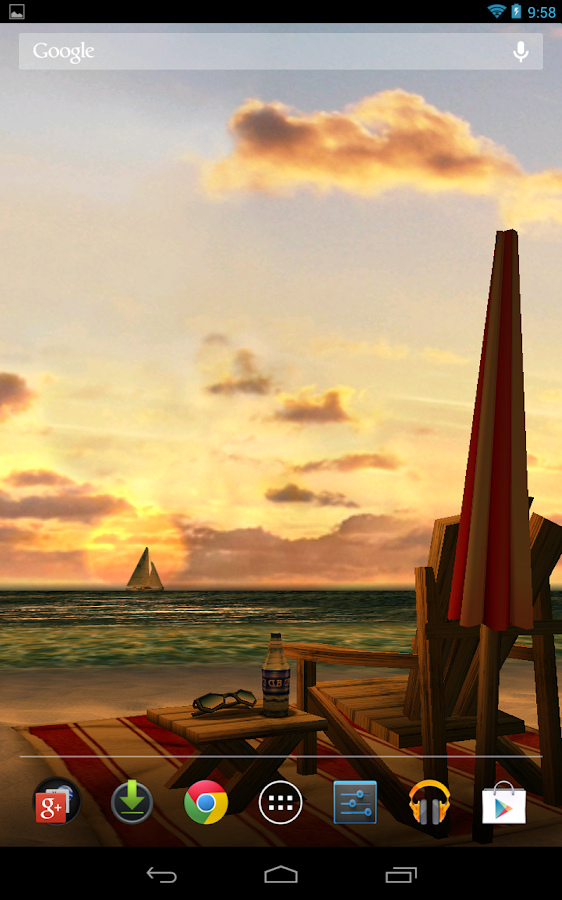 My Beach HD - screenshot