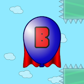 Flappy Cape - Super Balloony