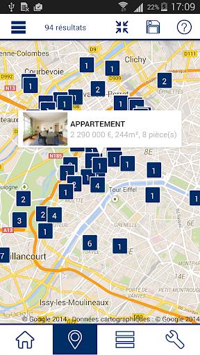 【免費工具App】Consultants Immobilier-APP點子