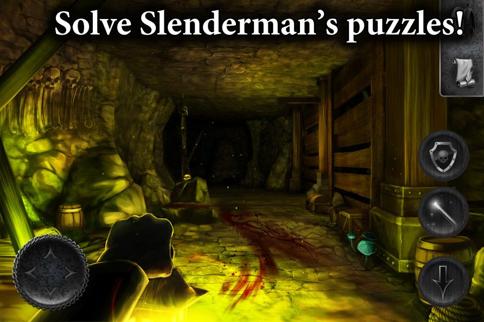Slender Man Origins 2 Saga- screenshot