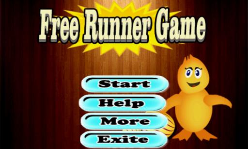 Free Runner Game