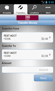 DNB First Mobile Money- screenshot thumbnail