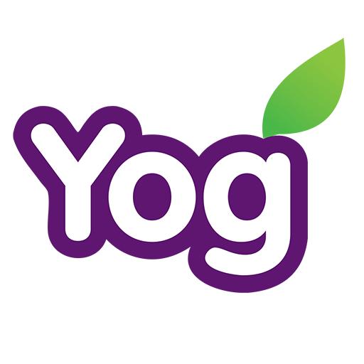 Yog Frozen Yogurt LOGO-APP點子