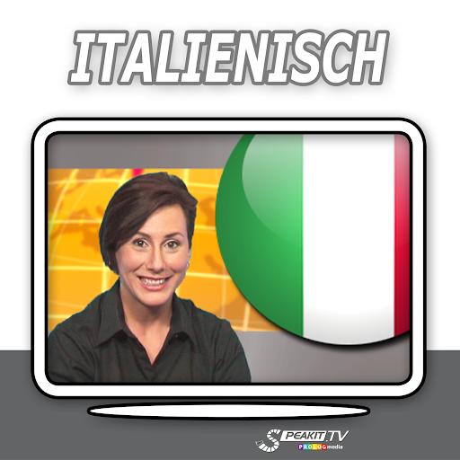 Italienisch sprechen n