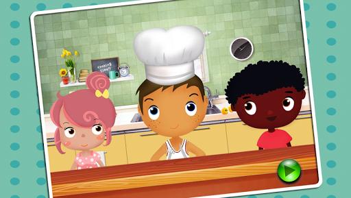 【免費教育App】学做饭 儿童烹饪游戏-APP點子
