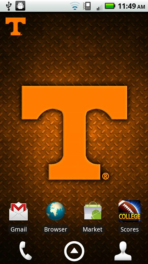 Tennessee Revolving Wallpaper - screenshot
