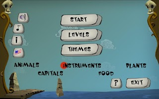 Screenshot of Hangman (multi-language)