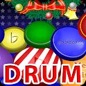 My baby Xmas drum