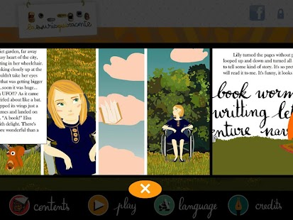 The Butterfly book- screenshot thumbnail