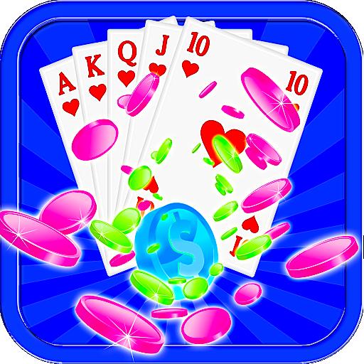 简单的蓝色火花 動作 App LOGO-硬是要APP