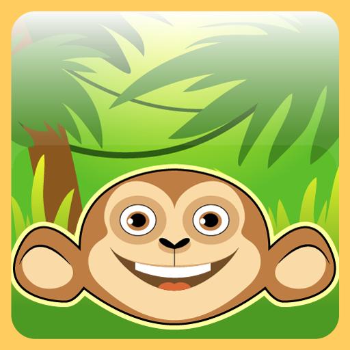 Monkey Maze FREE LOGO-APP點子