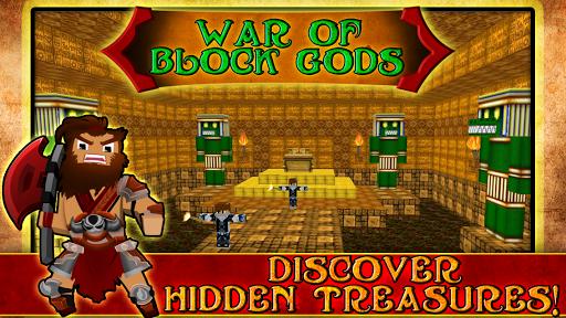 War of Block Gods