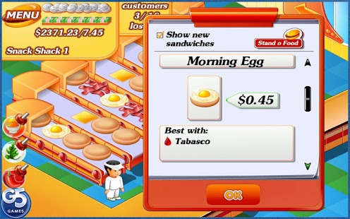 Stand O'Food® Screenshot 12