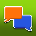 iGotChat Messenger / Free Text logo