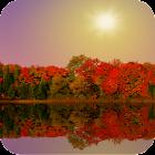 Autumn Lake Live Wallpaper icon