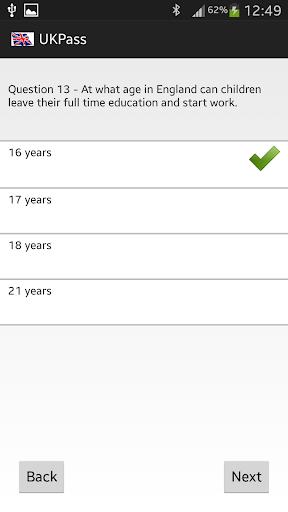 【免費書籍App】UK Citizenship Test PASS-APP點子