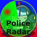 Police Detector Radar icon