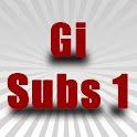 Gi Subs 1 – The Chokes logo