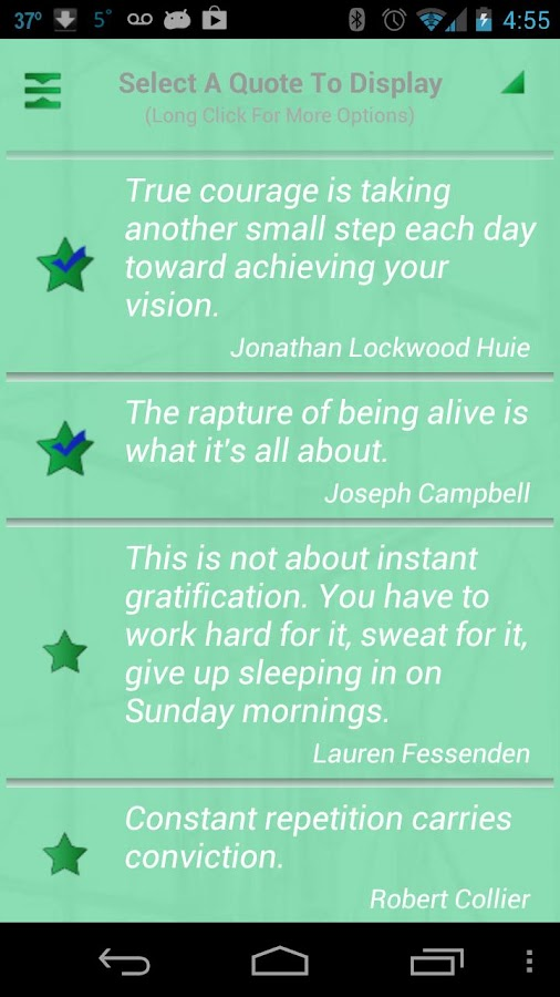 Self Improvement Quotes- screenshot