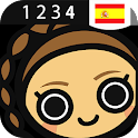Learn Spanish Numbers, Fast! icon