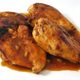 Skinny Citrus Chicken