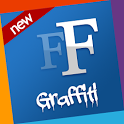Graffiti free fonts 4 Samsung icon